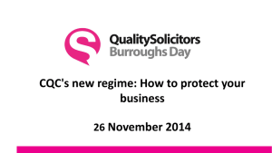 Quality Solicitors Burroughs Day