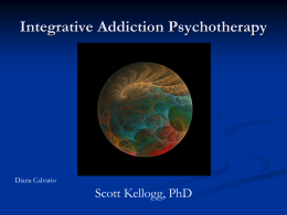 Integrative Addiction Psychotherapy (2013)
