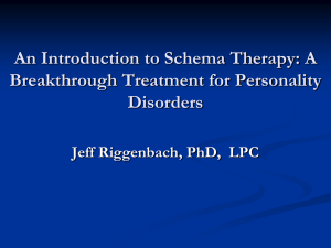 Dr. Jeff Riggenbach`s PowerPoint Presentation on