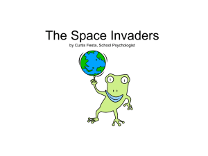 The Space Invaders