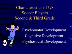 U8 PowerPoint - Richmond Strikers Soccer Club