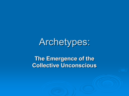Situational Archetypes Powerpoint