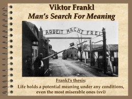 Introduction to Frankl