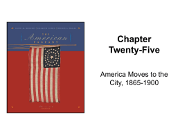 Kennedy, The American Pageant Chapter 25