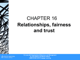 CHAPTER 16 - Cengage Learning