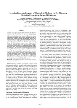 Jarodzka et al.