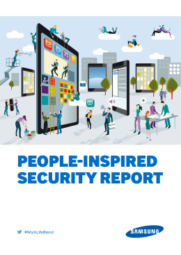 PEOPLE-INSPIRED SECURITY REPORT - All-About