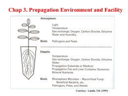 Chap 3.Environment and facilitiesx