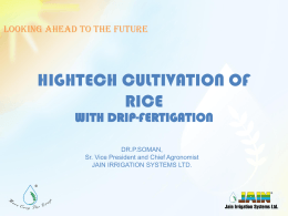 Dr.P.Soman-Jain_Irrigation_Systems_Ltd