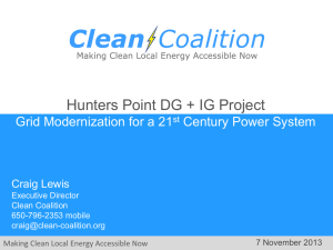 PPT - Clean Coalition