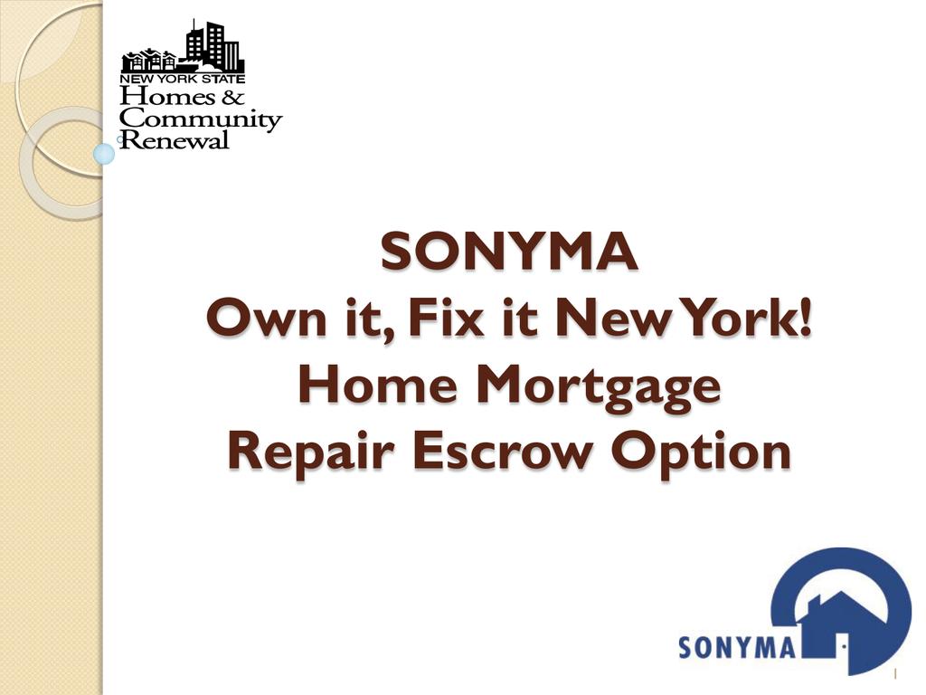 Sonyma Achieving The Dream