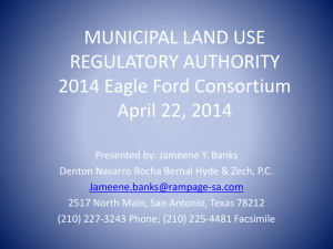 Jameene Banks – Land Use Tools
