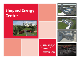 Enmax Shepherd Power Centre CRAZ AGM 2013