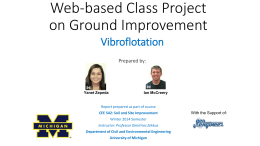 Vibroflotation - Geoengineer.org