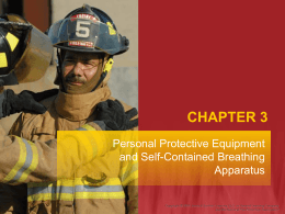 Chapter 3: Personal Protective Equipment and Self