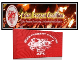 APC - Asian Farmers Association for Sustainable Rural Development