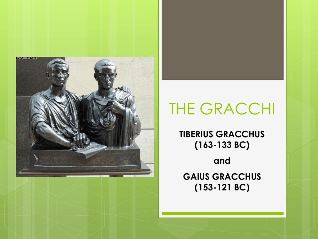 how did gaius gracchus die