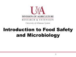 IFAI-Introduction-to-Food-Microbiology