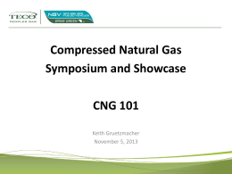 CNG Symposium and Showcase 11 5 13