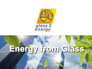 glass2energy