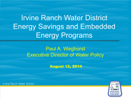 IRWD Energy Savings Programs_SCAP_081214