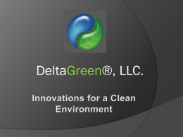 DeltaGreen™ Concentrate