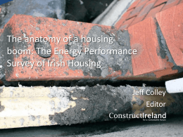 Jeff Colley - Energy Action Ireland