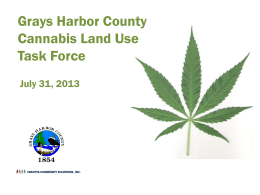 Cannabis Land Use Task Force