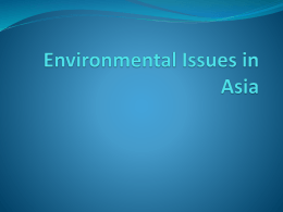Environmental Issues - Polk School District