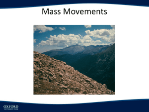 Mass Movements - Cal State LA