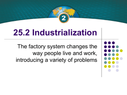 25.2 Industrialization.ppt