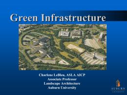 Green Infrastructure - Georgia Planning Association