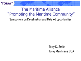 RO - The Maritime Alliance