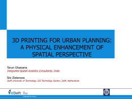 PPT... - Integrated Spatial Analytics