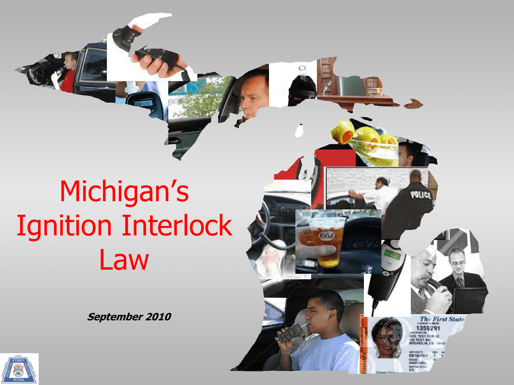 Michigans Ignition Interlock Law Michigan Prosecuting Attorneys How To Bypass An Device Iid