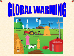 GLOBAL WARMING new