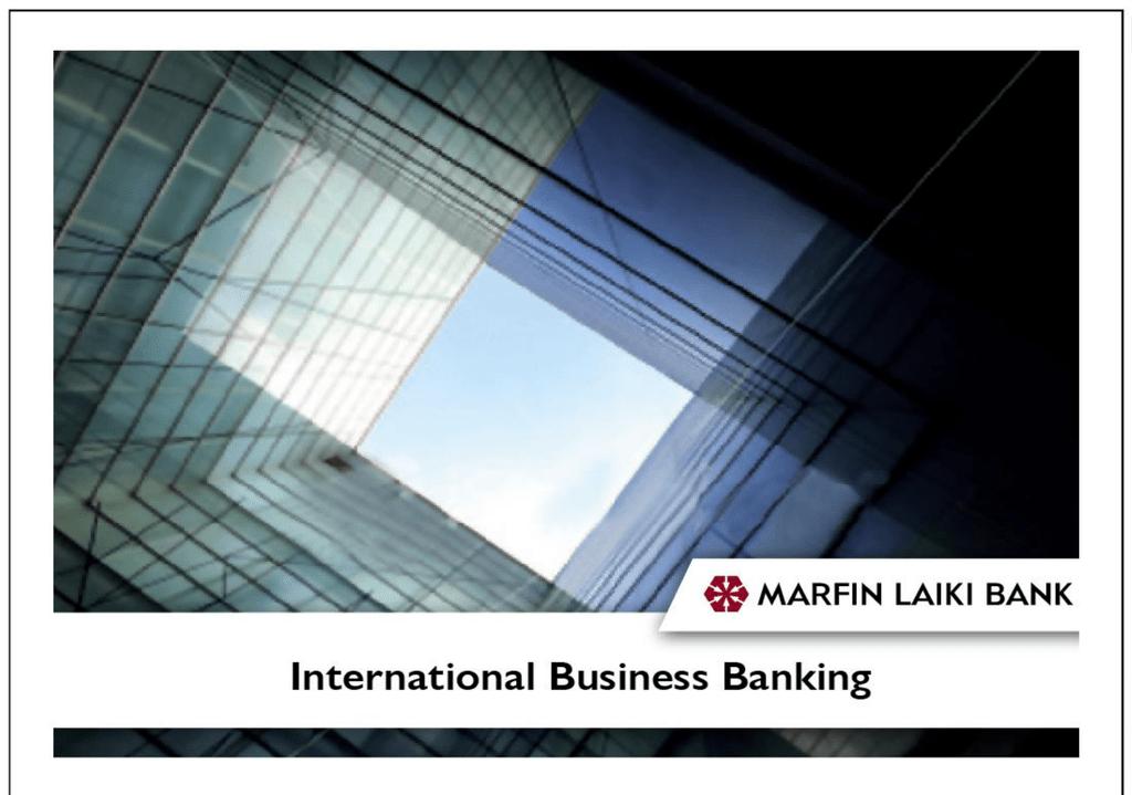 Marfin laiki bank cyprus online dating