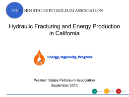 Nick Ortiz - Independent Energy Producers