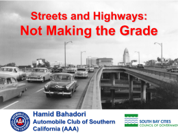 4. Hamid Bahadori - AAA - South Bay Cities Council of