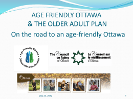 2012-05 -23LunLearnAFO-2  - The Council on Aging of Ottawa