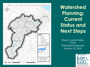 Genesee Finger Lakes Watershed Planning