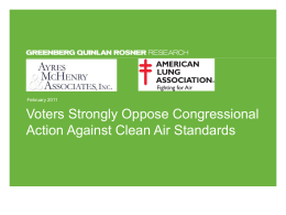 Voters overwhelmingly oppose Congressional action