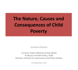 Solutions to child poverty - Asthma Foundation New Zealand