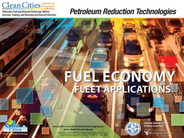 Fuel Efficient Fleets