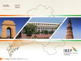Delhi-04092012 - India Brand Equity Foundation