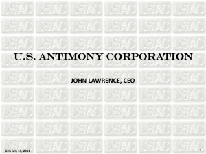 usac corporate profile