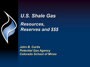Gas Shales - Colorado Law