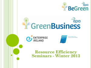 Green Buisness - Green Business