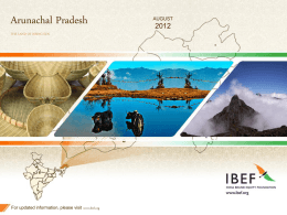 PowerPoint Presentation - India Brand Equity Foundation