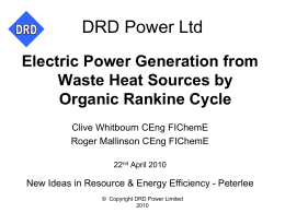 DRD Power Ltd